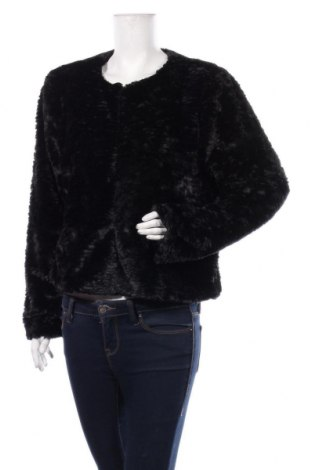 Dámský kabát  Free Quent, Velikost XXL, Barva Černá, Polyester, Cena  968,00Kč