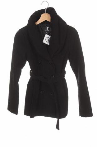 Дамско палто Jennifer Taylor, Размер XS, Цвят Черен, Цена 48,30лв.