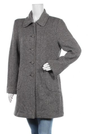 Дамско палто Jennifer Taylor, Размер XL, Цвят Сив, 44% вълна, 56% полиамид, Цена 41,74лв.