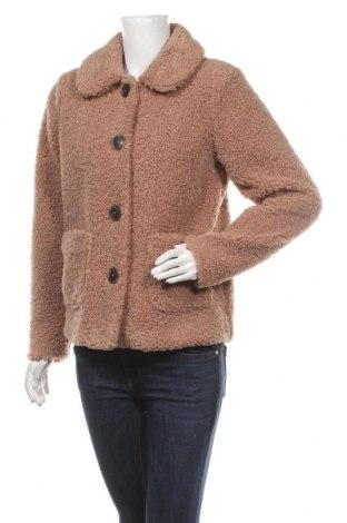 Дамско палто Kaffe, Размер M, Цвят Бежов, Цена 194,35лв.