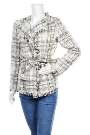 Дамско палто Mint & Berry, Размер M, Цвят Бял, 72% полиестер, 17% акрил, 3% вълна, 3% памук, 3% вискоза, 2% полиамид, Цена 59,25лв.