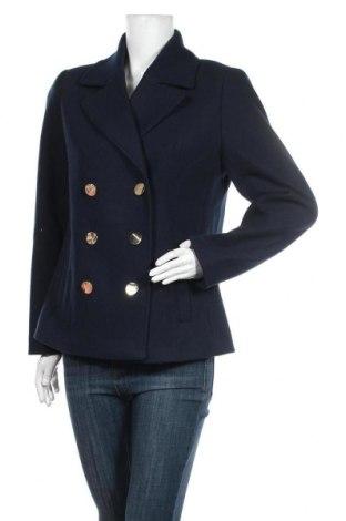 Дамско палто Mint & Berry, Размер S, Цвят Син, 100% полиестер, Цена 80,62лв.
