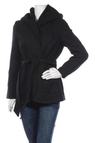 Dámský kabát  Mint & Berry, Velikost M, Barva Černá, 80% polyester, 20% vlna, Cena  1619,00Kč