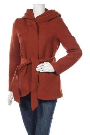 Дамско палто Mint & Berry, Размер M, Цвят Оранжев, 80% полиестер, 20% вълна, Цена 111,75лв.