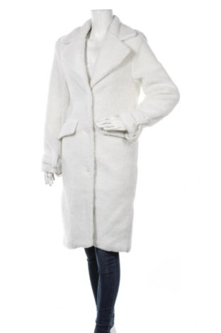 Dámský kabát  Na-Kd, Velikost XS, Barva Bílá, Polyester, Cena  1403,00Kč