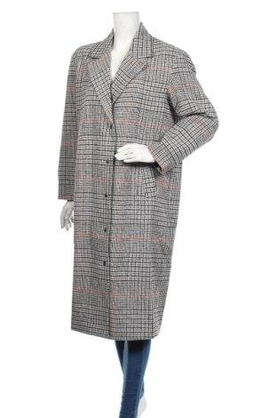 Дамско палто Native Youth, Размер M, Цвят Многоцветен, 58% полиестер, 19% акрил, 7% вискоза, 6% полиамид, 6% памук, 3% вълна, 1% други тъкани, Цена 104,25лв.