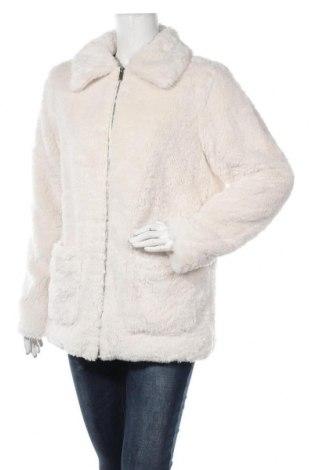Dámský kabát  New Look, Velikost S, Barva Bílá, Polyester, Cena  1294,00Kč