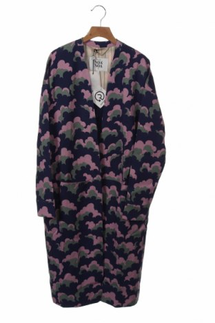Дамско палто Noa Noa, Размер XS, Цвят Многоцветен, Вискоза, Цена 246,75лв.