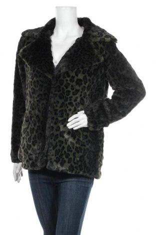 Дамско палто ONLY, Размер M, Цвят Зелен, Полиестер, Цена 90,30лв.