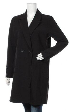 Palton de femei ONLY, Mărime XL, Culoare Negru, 76% poliester, 18% viscoză, 6% elastan, Preț 219,57 Lei