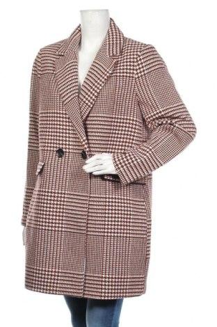 Дамско палто ONLY, Размер XL, Цвят Многоцветен, 89% полиестер, 11% вълна, Цена 106,50лв.