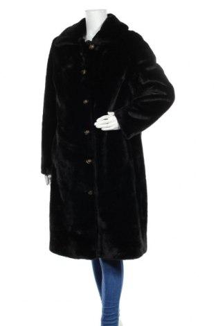 Дамско палто Oakwood, Размер XL, Цвят Черен, Полиестер, Цена 284,25лв.