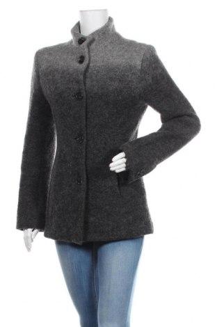 Palton de femei Orsay, Mărime S, Culoare Gri, 80% lână, 20% poliamidă, Preț 162,47 Lei
