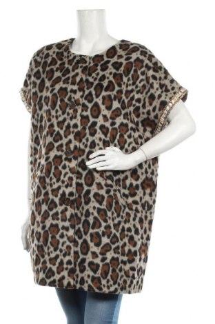 Dámský kabát  Peppercorn, Velikost L, Barva Vícebarevné, 84% polyester, 11%acryl, 5% vlna, Cena  1217,00Kč