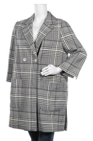 Palton de femei S.Oliver, Mărime L, Culoare Negru, 64% poliester, 33% viscoză, 3% elastan, Preț 267,34 Lei