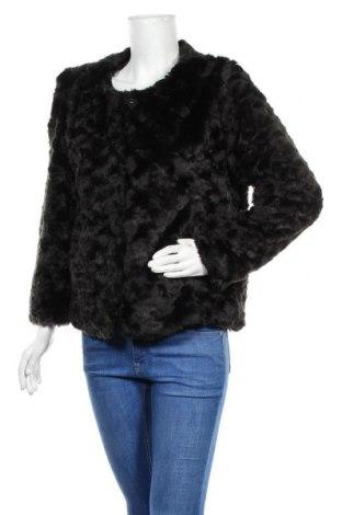 Дамско палто Saint Tropez, Размер L, Цвят Черен, Полиестер, Цена 74,25лв.
