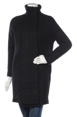 Dámský kabát  Samsoe & Samsoe, Velikost S, Barva Černá, 52% polyester, 48% vlna, Cena  4663,00Kč