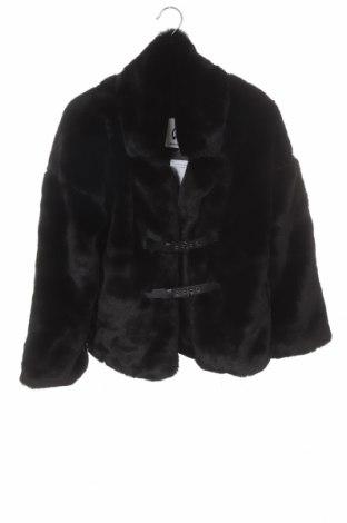 Дамско палто Story of Lola, Размер XS, Цвят Черен, Полиестер, Цена 81,75лв.