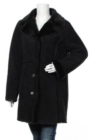 Дамско палто TCM, Размер L, Цвят Черен, Полиестер, Цена 51,45лв.