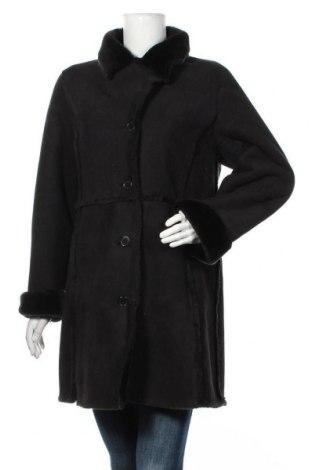 Дамско палто TCM, Размер M, Цвят Черен, 100% полиестер, Цена 50,40лв.