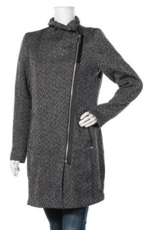 Γυναικείο παλτό Tom Tailor, Μέγεθος L, Χρώμα Μαύρο, 100% πολυεστέρας, Τιμή 56,42€