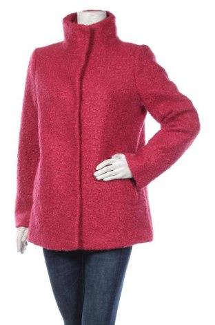 Γυναικείο παλτό Tom Tailor, Μέγεθος M, Χρώμα Ρόζ , Πολυεστέρας, Τιμή 47,91€
