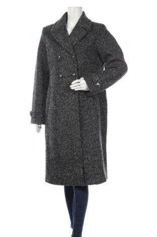 Γυναικείο παλτό Tom Tailor, Μέγεθος XXL, Χρώμα Γκρί, 60% πολυεστέρας, 40% μαλλί, Τιμή 67,76€
