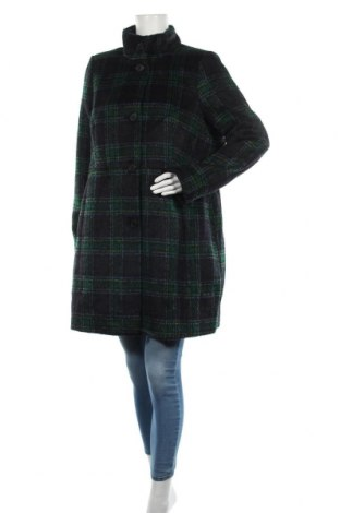 Γυναικείο παλτό Tom Tailor, Μέγεθος XXL, Χρώμα Μαύρο, 85% πολυεστέρας, 10% μαλλί, 5% άλλα υφάσματα, Τιμή 64,92€