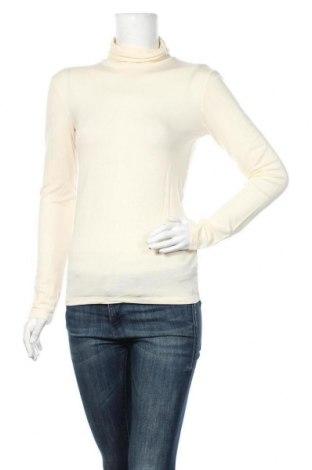 Дамско полo Cream, Размер M, Цвят Екрю, 96% лиосел, 4% еластан, Цена 35,55лв.