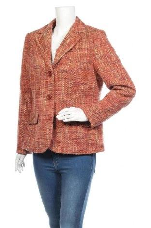 Γυναικείο σακάκι, Μέγεθος M, Χρώμα Πορτοκαλί, 36%ακρυλικό, 35% βισκόζη, 19% μαλλί, 10% πολυεστέρας, Τιμή 11,82€