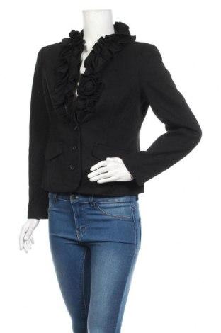 Dámské sako , Velikost M, Barva Černá, 60% bavlna, 40% polyester, Cena  542,00Kč