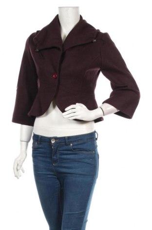 Дамско сако Alysi, Размер S, Цвят Червен, Цена 10,24лв.