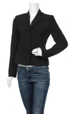 Дамско сако Apanage, Размер XS, Цвят Черен, 70% полиестер, 24% вискоза, 6% еластан, Цена 12,76лв.