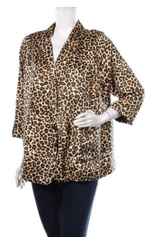 Дамско сако Capsule, Размер XXL, Цвят Многоцветен, Полиестер, Цена 37,92лв.