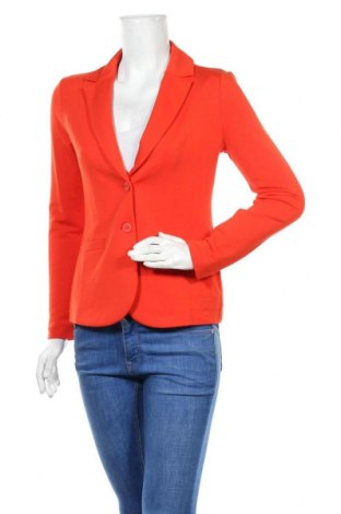 Дамско сако Comma,, Размер S, Цвят Оранжев, 68% вискоза, 29% памук, 3% еластан, Цена 96,75лв.
