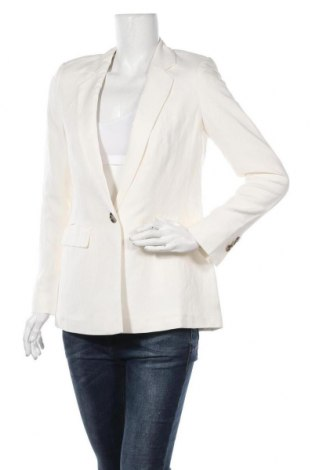 Дамско сако Esprit, Размер XS, Цвят Бял, 53% лен, 47% вискоза, Цена 104,25лв.