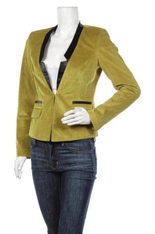 Дамско сако Esprit, Размер S, Цвят Зелен, Полиестер, Цена 26,25лв.