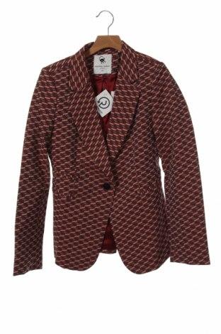 Дамско сако Fabienne Chapot, Размер XS, Цвят Червен, 51% полиамид, 49% полиестер, Цена 136,95лв.