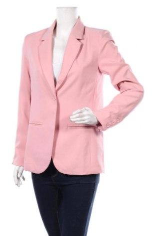 Дамско сако Fashion Union, Размер M, Цвят Розов, Полиестер, Цена 56,07лв.