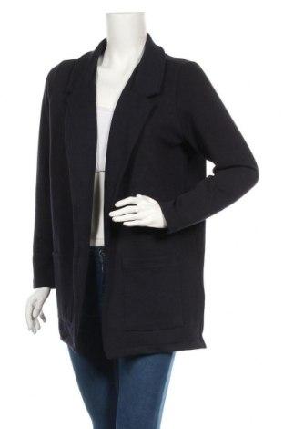 Γυναικείο σακάκι Gina Benotti, Μέγεθος M, Χρώμα Μπλέ, 87% πολυεστέρας, 11% βισκόζη, 2% ελαστάνη, Τιμή 17,54€