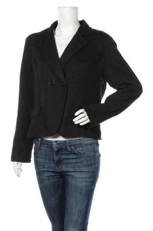 Γυναικείο σακάκι Girl Xpress, Μέγεθος XL, Χρώμα Μαύρο, Πολυεστέρας, βαμβάκι, ελαστάνη, Τιμή 6,37€