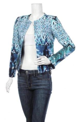 Дамско сако H&M, Размер S, Цвят Многоцветен, 86% памук, 14% лен, Цена 25,20лв.