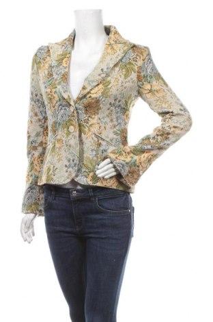Дамско сако H&M, Размер S, Цвят Многоцветен, 60% полиестер, 38% памук, 2% акрил, Цена 25,20лв.