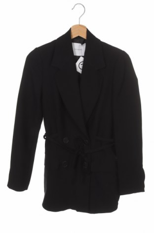 Дамско сако Ivy & Oak, Размер XS, Цвят Черен, 90% вискоза, 10% полиамид, Цена 129,12лв.