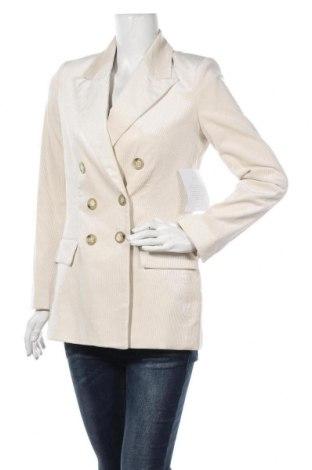 Дамско сако Ivy & Oak, Размер S, Цвят Бежов, 76% памук, 22% модал, 2% еластан, Цена 136,95лв.