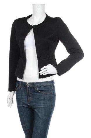 Дамско сако Lola & Liza, Размер M, Цвят Черен, 95% полиестер, 5% еластан, Цена 17,06лв.