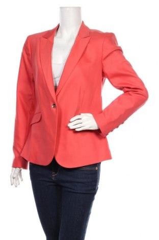 Дамско сако MOS MOSH, Размер XL, Цвят Розов, 53% памук, 44% полиамид, 3% еластан, Цена 130,05лв.