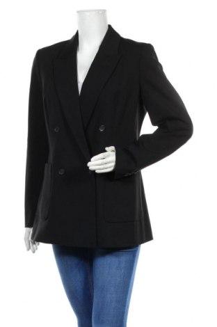 Дамско сако Marc O'Polo, Размер L, Цвят Черен, 67% вискоза, 28% полиамид, 5% еластан, Цена 148,05лв.