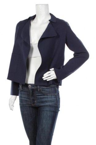 Дамско сако Marc O'Polo, Размер S, Цвят Син, 86% памук, 8% полиамид, 6% еластан, Цена 136,95лв.