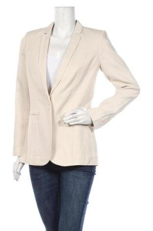 Дамско сако Marc O'Polo, Размер S, Цвят Бежов, 73% вискоза, 27% лен, Цена 180,95лв.